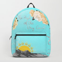 The High Lady of the Day Court (ACOMAF) Backpack