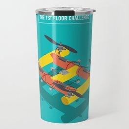 The 1st Floor Challenge Travel Mug