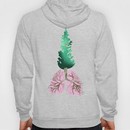 organic lungs Hoody