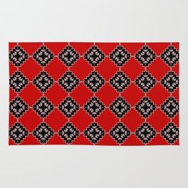 Native ethnic pattern Rug