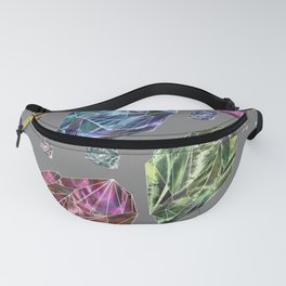 Asteroids in Space Fanny Pack