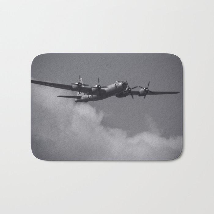 B-29 Superfortress Bath Mat