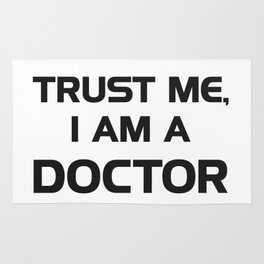 Trust me, I am a Doctor Rug
