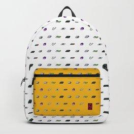 Big N Pixel Consoles Backpack