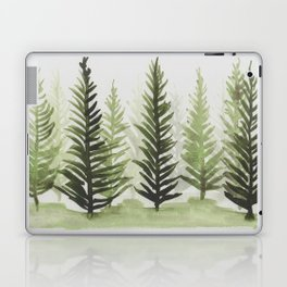 Woodland Sketch Laptop & iPad Skin