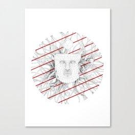DeckHead Canvas Print