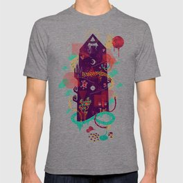 The Ominous and Ghastly Mont Noir T-shirt