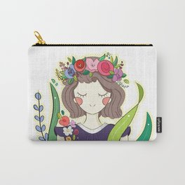 Spring is here! Carry-All Pouch