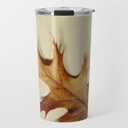 just a leaf Travel Mug