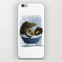 Bubble Bath iPhone Skin