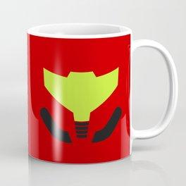Samus' visor Coffee Mug