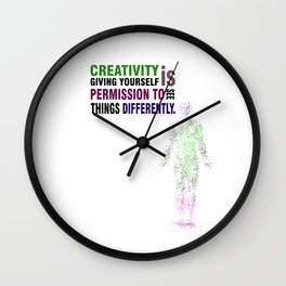 Permission to see Wall Clock