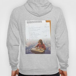 I've Learned; [Dear Capitalist Scum] Hoody