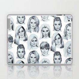 Keeping Up Pattern Laptop & iPad Skin
