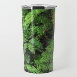 New Zealand ferns Travel Mug