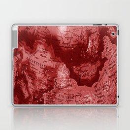 Russia in Red Laptop & iPad Skin