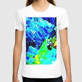 Pop Winter Fields T-shirt