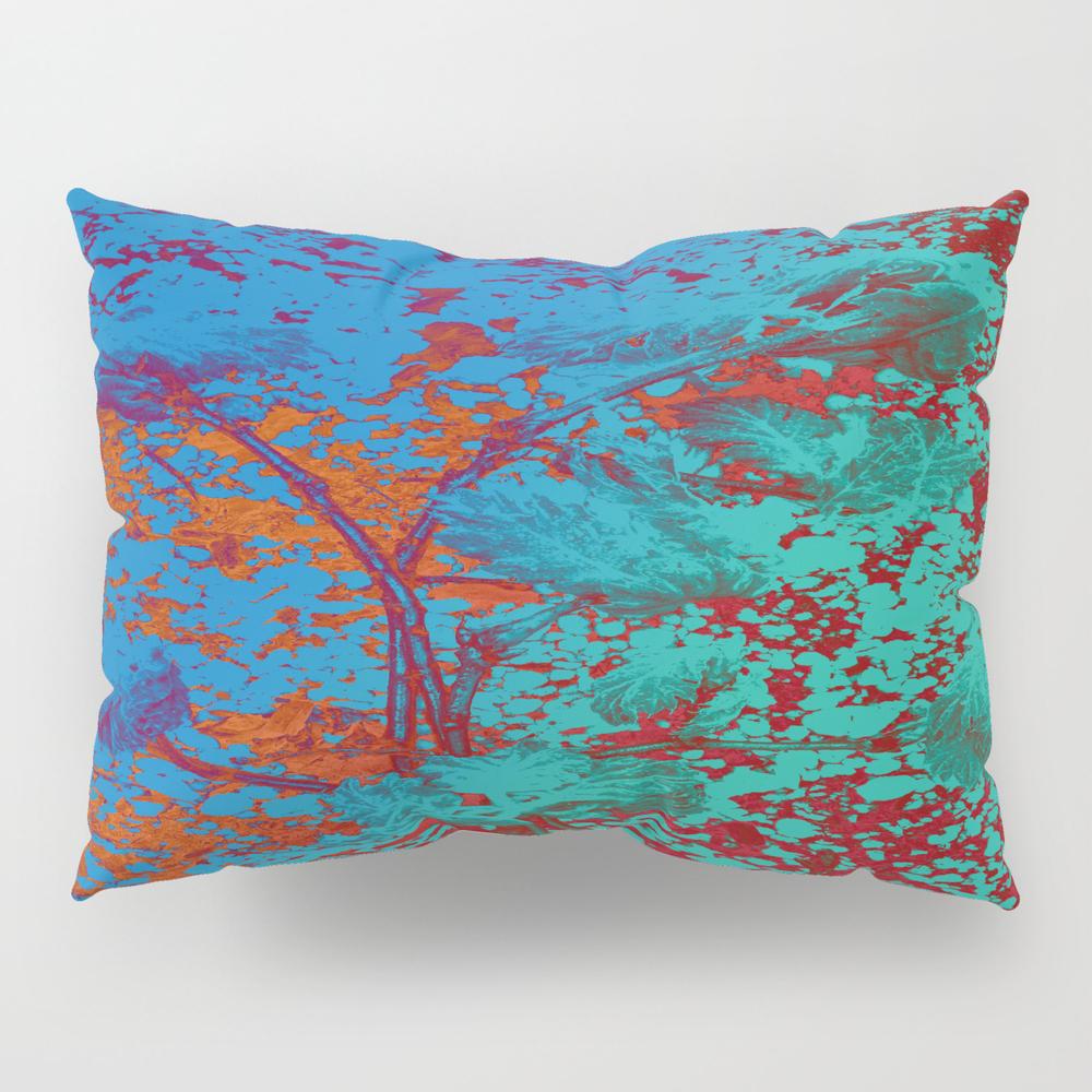 Vibrant Matters Pillow Sham by Velvetwater PSH8979504