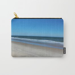 The Beach Awaits You Carry-All Pouch