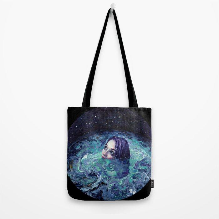 Whirlwind Calm Tote Bag