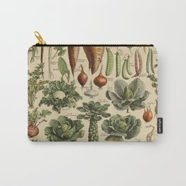 legume et plante potageres Carry-All Pouch