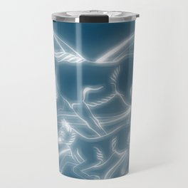 Patronus Moose & Wolf Travel Mug