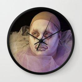 Melanclowny Wall Clock