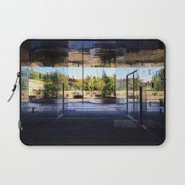 New Area in Morning Light Laptop Sleeve