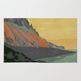 Five Islands Provincial Park Poster Rug