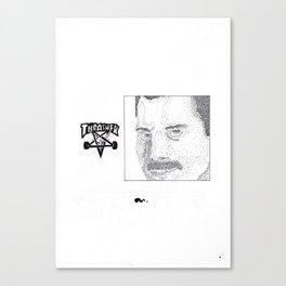TheInternet Canvas Print
