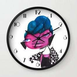 Slick Drip Wall Clock