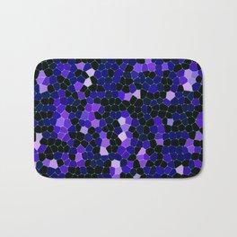 Mosaic Texture G49 Bath Mat