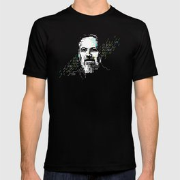 Dennis Ritchie - Tech Heroes series T-shirt