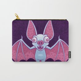 Albino Vampire Bat Carry-All Pouch