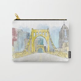 Roberto Clemente Bridge Carry-All Pouch