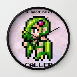 It's Good Bein' A Caller Wall Clock