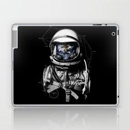 astronaut world Laptop & iPad Skin