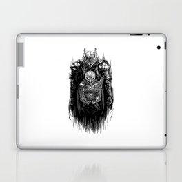 Black Swordsman Laptop & iPad Skin