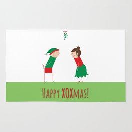 Happy XOXmas Rug