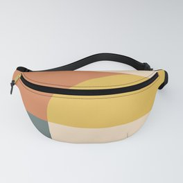 Abstract Geometric 04 Fanny Pack