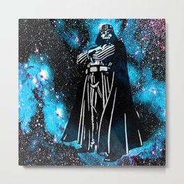 The Force Is Strong In My Family Metal Print