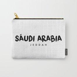 Jeddah x Saudi Arabia Carry-All Pouch