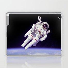 Astronaut on a Spacewalk Laptop & iPad Skin