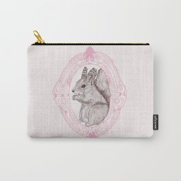 Cameo Squirrel Carry-All Pouch