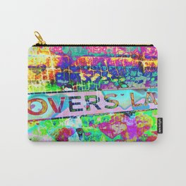 Psychedelic Lovers Lane  Carry-All Pouch