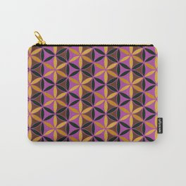 Flower of Life Pattern 13 Carry-All Pouch