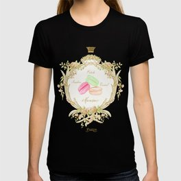 French Patisserie Macarons T-shirt