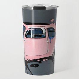 The pink lady Travel Mug