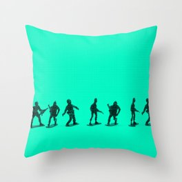 Portfolio Bootcamp Throw Pillow