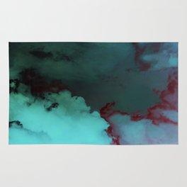 Mesmerizing Clouds Rug